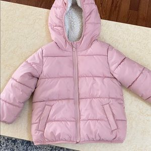 Gap kids puffer jacket